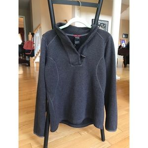 The North Face Crescent Fleece Pullover Sweater